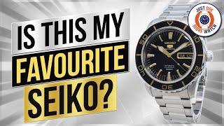 MY FAVOURITE SEIKO? (IT ISN'T THE SKX......)