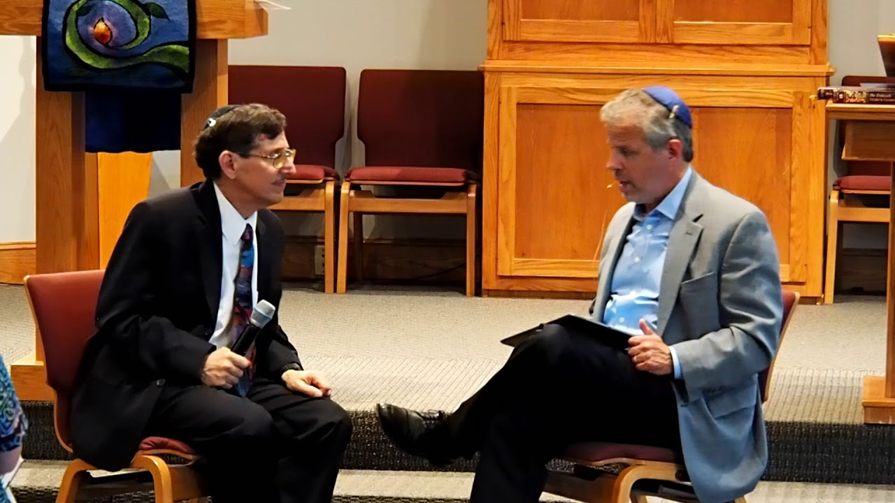 Interviews with Rabbi Dr. Mark S. Kinzer