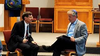 An Interview with Rabbi Dr. Mark Kinzer at Ruach Israel