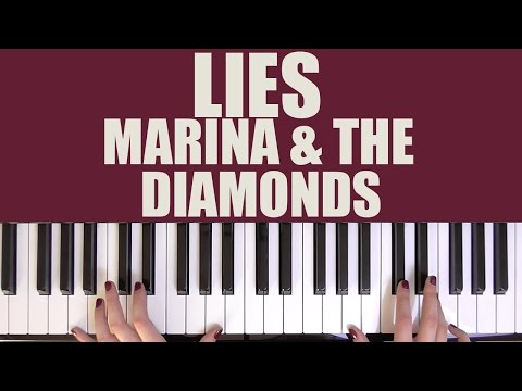 HOW TO PLAY: LIES - MARINA AND THE DIAMONDS