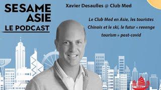 52 Shanghai Xavier Desaulles Club Med Les touristes Chinois et le ski le futur revenge tou