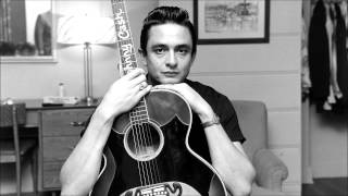 Johnny Cash - Happiness Is You (banjo)