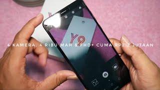 Huawei Y9 2018 Resmi Indonesia : Unboxing