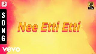Manitha Manitha Nee Etti Etti Tamil Song | A.R. Rahman