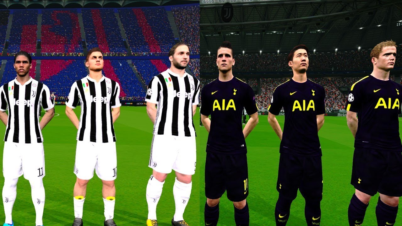 Image result for Juventus vs Tottenham Hotspur pic