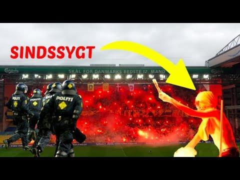 SLÅSKAMP EFTER POKALFINALEN!! *fans kaster romerlys* +15