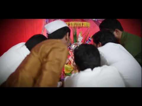 Majha Morya  Whatsapp Status (Pritesh Bandre)