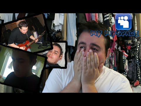 Reacting To My Old Myspace