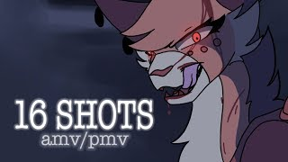 16 SHOTS Animation Meme AMV PMV Minor Epilepsy Warning