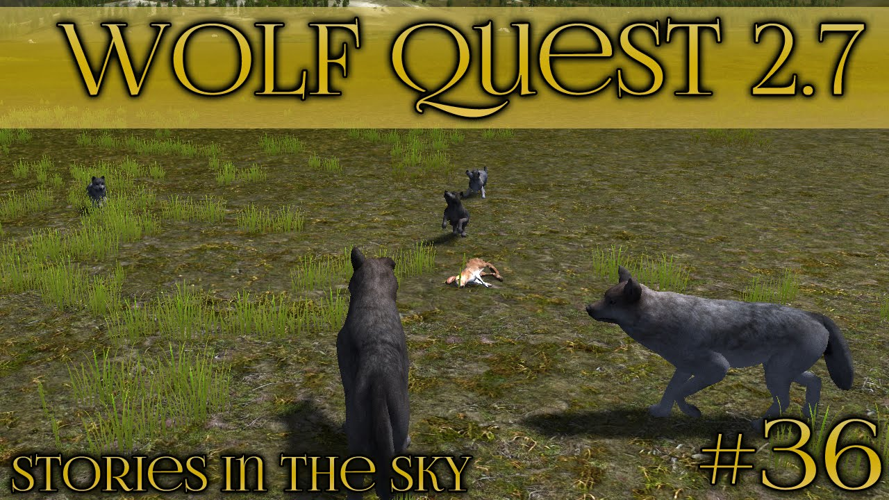 Download Luck on the Long Journey!! 🐺 Wolf Quest 2.7 - Stories in the Sky 🐺 Episode #36