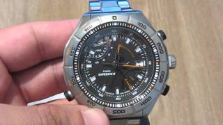 Timex T49791 Expedition Altimeter