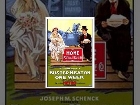 Buster Keaton - One Week (1920)
