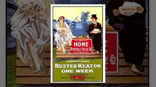 Buster Keaton - One Week (1920)