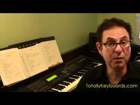 True Keyboard Piano Lesson