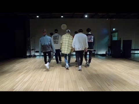 Ikon 고무줄다리기 Rubber Band Dance Practice Video Moving