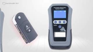 The Diagnostic Box TDB003 Proximity/Smart Key Tester