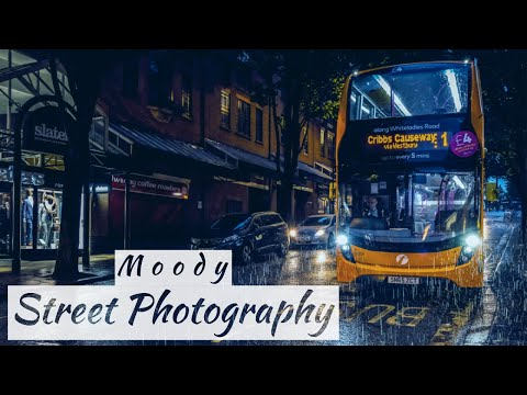 Rainy Day Street Photography with Leica Q2 | Bristol Photo Vlog