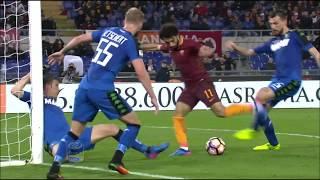 Roma-Sassuolo 3-1 Highlights 2016/17