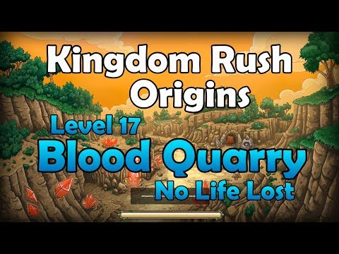 Kingdom Rush Origins - Level 17 |
