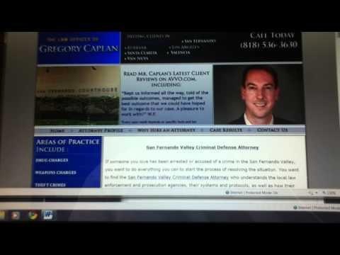 San Fernando Criminal Defense Attorney