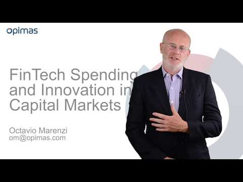 FinTech Spending and Innovation in Capital Markets