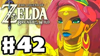 Urbosa Memory and Yiga Clan Hideout! - The Legend of Zelda: Breath of the Wild - Gameplay Part 42 thumbnail