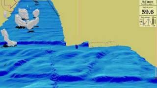 WASSP Sonar 5.1: Habitat mapping multibeam sonar