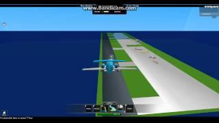 (Old vid) rare! roblox jacob airlink cessna cj4 landing at drayton