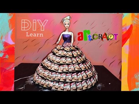 Birthday Gift For Girlfriend Candy Doll DIY