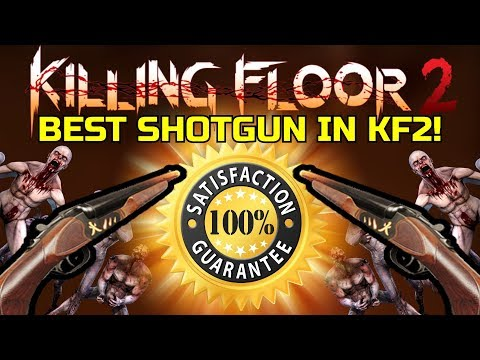 Killing Floor 2 | PLAYING WITH THE BEST SHOTGUN IN KF2! - Boomstick Is A Beast!