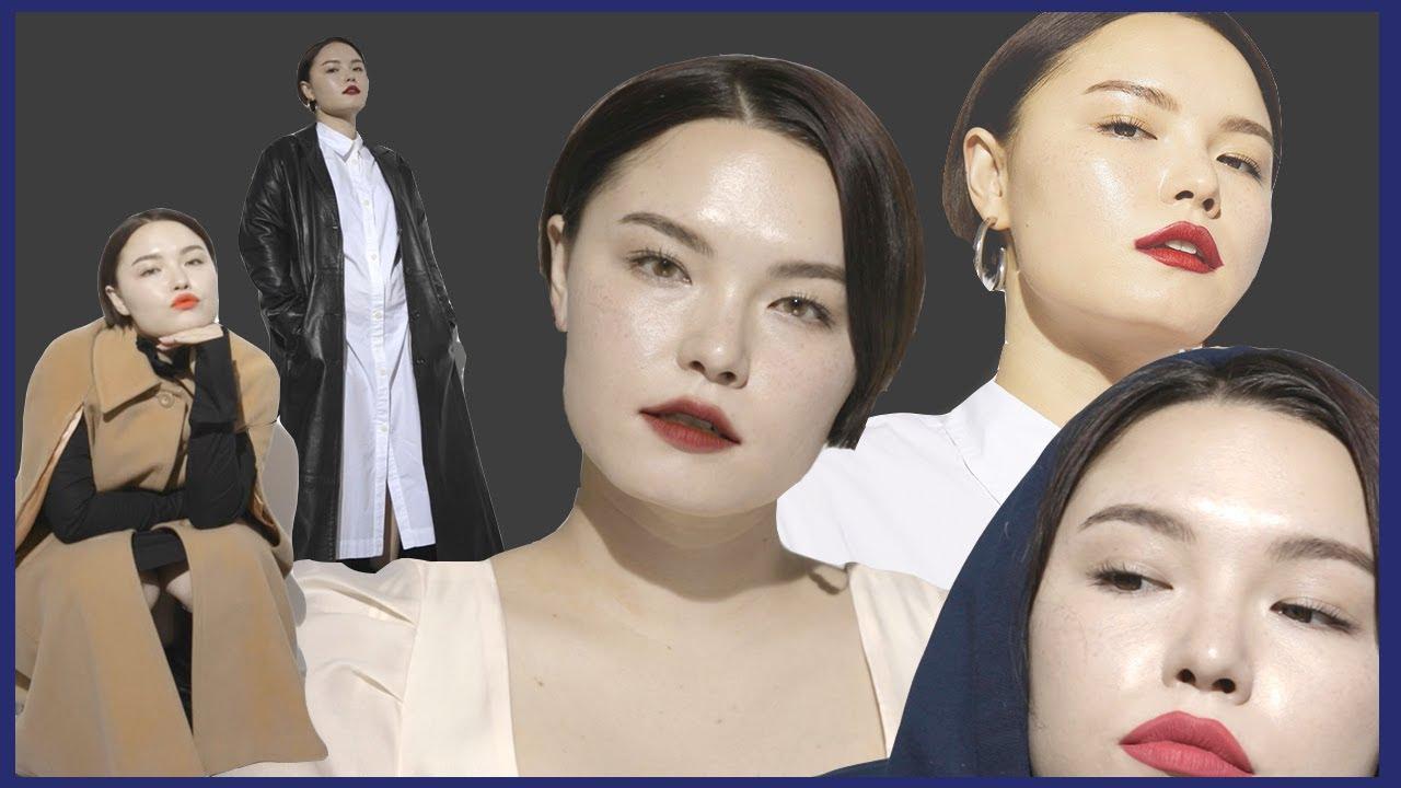👄 나갈 수만 있었다면 입었을 월~금 코디 & 립 👄 메이크업하는 마리아   Maria Does Makeup