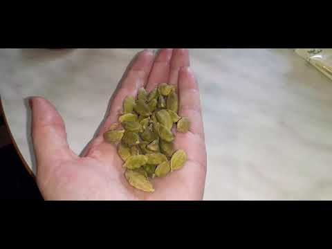 Кардамон. Полезные свойства и приминение пряности в кулинарии 🙂👇