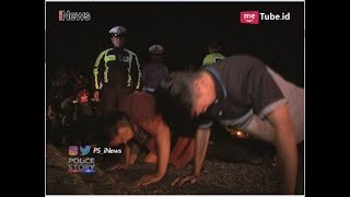 Malam-malam Tak Bawa STNK dan SIM, 3 ABG ini Dihukum Push-Up Part 02 - Police Story 07/05