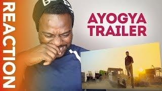 AYOGYA TEASER REACTION | Excited to see Vishals Movie!