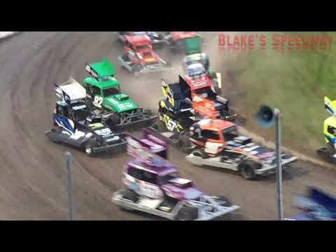 Paradise Valley Raceway - Easter Night 2 Superstocks - 1/4/2018