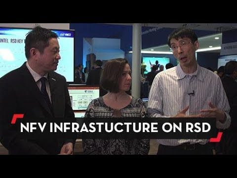 China Telecom NFV Infrastructure on RSD