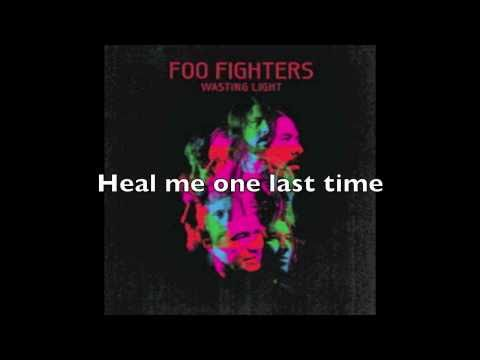 Foo Fighter- I Should Have Known w/ lyrics (HD)