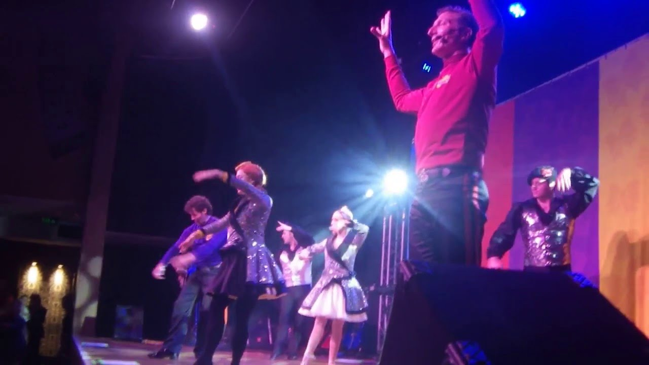 The Wiggles Concert Tour
