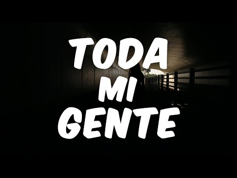 Lolita - Toda Mi Gente (Lyric Video)