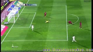 Cristiano Ronaldo 2nd goal against Mallorca 0 - 4 Real Madrid