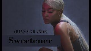 ariana grande sweetener vocal range