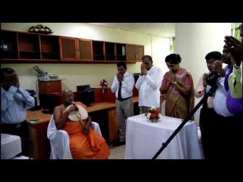 GOBA The opening function part 2 of the renewal office 20170331 Colombo