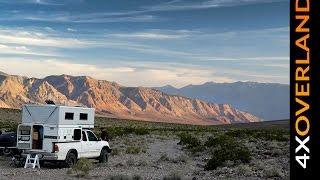 Baixar USA 4WD Off-Road Camper | part-2. Death Valley hard rocks + hot springs