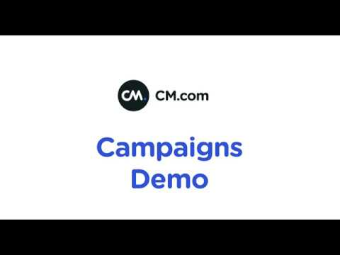"""How to get started with Campaigns CM com"""