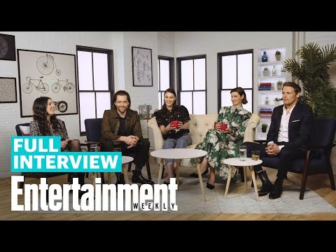 'Outlander' Roundtable: Sam Heughan, Caitriona Balfe & More | Entertainment Weekly