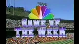 1989 08 05 NBC GOW   Astros at Giants