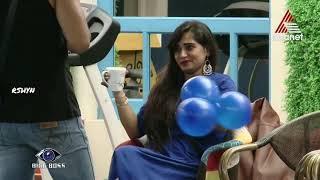 Shiyas and Aditi cute moments/ big boss malayalam