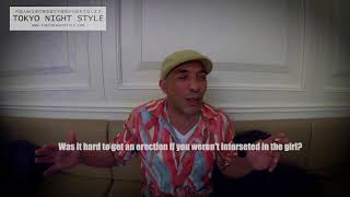 Interview with Foreign JAV Actor Gomez