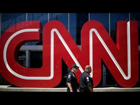 DOJ pushing AT&T to sell CNN as part of Time Warner merger
