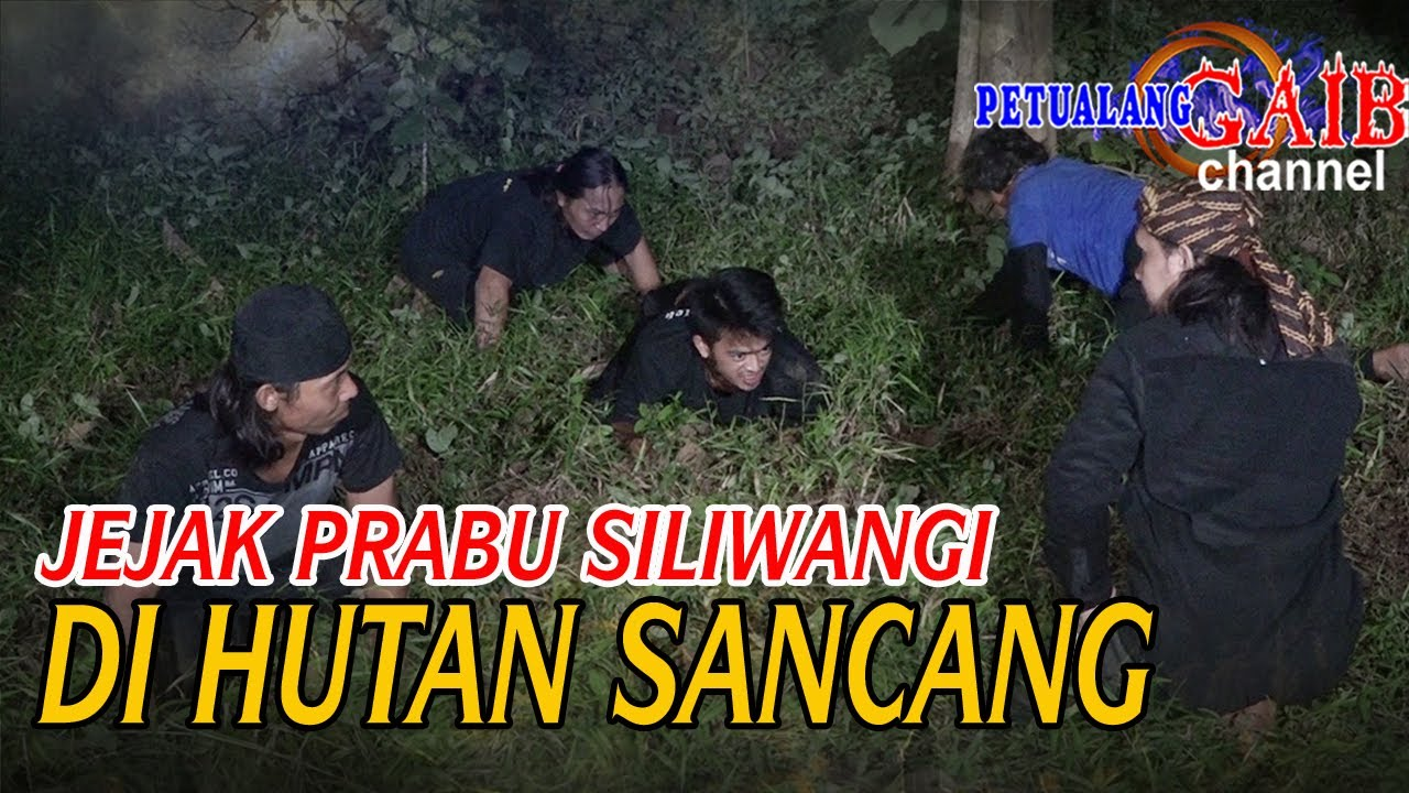 SERANGAN SILUMAN HARIMAU DI HUTAN SANCANG GARUT || Aktifkan Subtitlenya - YouTube